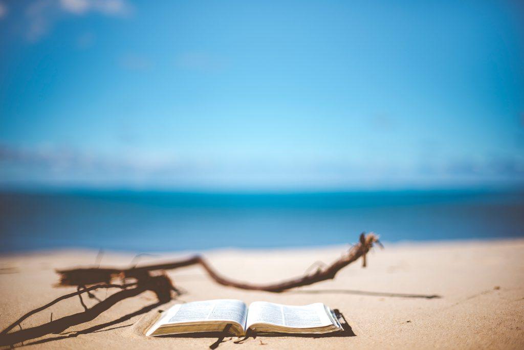 Bücher sind Nahrung für die Seele