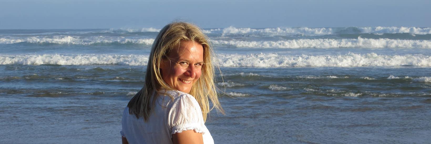 Melanie Binders Profil und Weg zum Coach